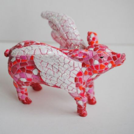 Barcino Designs Flying Pig 22910